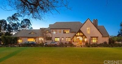 Santa Monica Single Family Home For Sale: 2009 La Mesa Drive