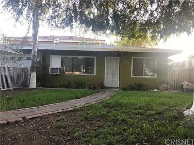Baldwin Park Single Family Home For Sale: 3228 Baldwin Park Boulevard