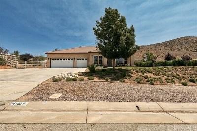 Single Family Home For Sale: 34322 Katrina Street