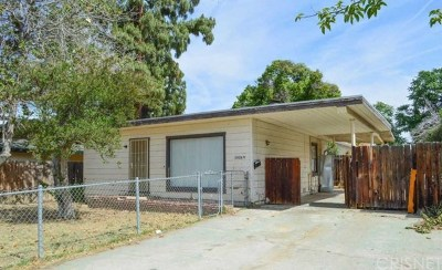 Bakersfield Single Family Home For Sale: 1838 Monterey Street