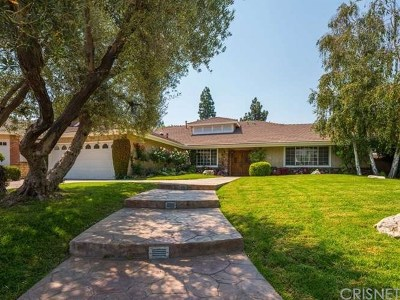 Porter Ranch Single Family Home For Sale: 19520 Bermuda Street