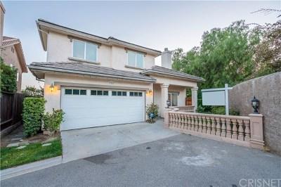 Sylmar Single Family Home For Sale: 11867 Hoyt Lane