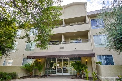 Sherman Oaks Condo/Townhouse For Sale: 4647 Willis Avenue #223