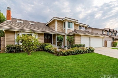 Chatsworth Single Family Home For Sale: 21300 Celtic Street