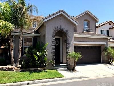 Acton, Canyon Country, Castaic, Newhall, Saugus, Stevenson Ranch, Valencia, Agua Dulce, Santa Clarita Single Family Home For Sale: 28316 Sycamore Drive