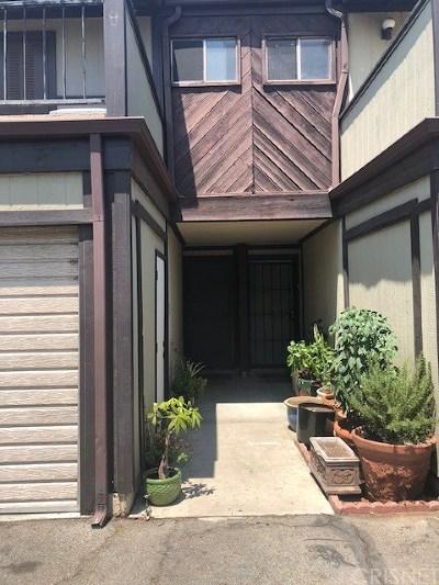 Paramount Condo/Townhouse For Sale: 9603 Van Nuys Boulevard #D