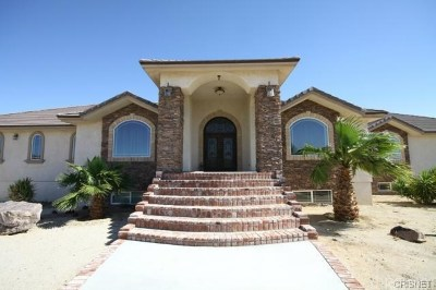 California City Single Family Home For Sale: 10155 Twin Buttes