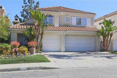 Calabasas Single Family Home For Sale: 23117 Park Terra