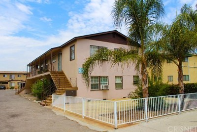 North Hollywood Multi Family Home For Sale: 11445 Oxnard Street
