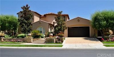 Calabasas Single Family Home For Sale: 3970 Prado Del Trigo