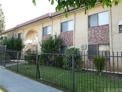 Panorama City Condo/Townhouse Active Under Contract: 8746 Tobias Avenue #9