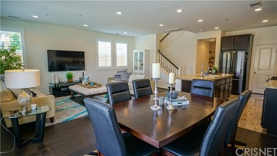 Acton, Canyon Country, Castaic, Newhall, Saugus, Stevenson Ranch, Valencia, Agua Dulce, Santa Clarita Single Family Home For Sale: 26804 Albion Way