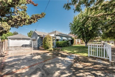 San Fernando Single Family Home For Sale: 445 Griswold Avenue