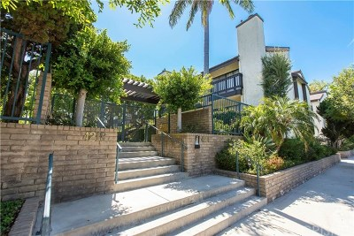 Studio City Condo/Townhouse For Sale: 4214 Troost Avenue #13