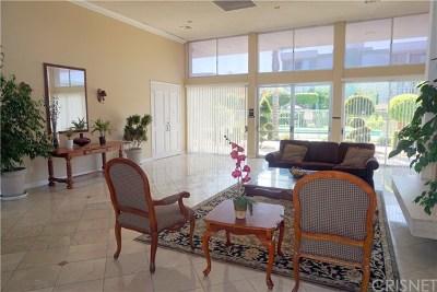 Encino Condo/Townhouse For Sale: 5301 Balboa Boulevard #K8