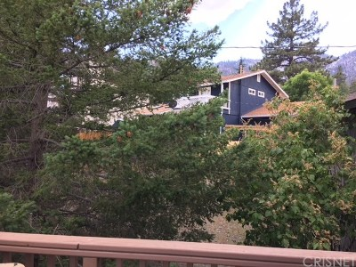 Wrightwood Single Family Home For Sale: 5507 Zermatt Drive