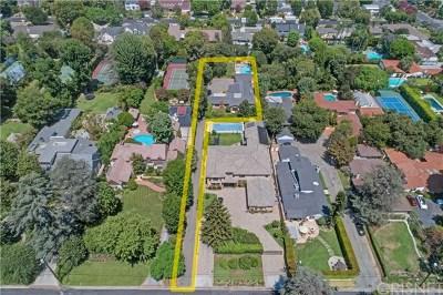 Toluca Lake Single Family Home For Sale: 10453 Sarah Street