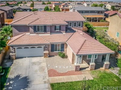 Palmdale, Lancaster, Quartz Hill, Antelope Acres, Rosamond, Leona Valley, Green Valley, Lake Elizabeth, Pearblossom, Littlerock, Juniper Hills, Llano, Lake Los Angeles, Wrightwood Single Family Home For Sale: 6219 W Avenue J13