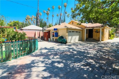 Canoga Park Single Family Home For Sale: 7423 Owensmouth Avenue