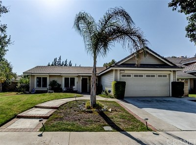Acton, Canyon Country, Saugus, Santa Clarita, Castaic, Stevenson Ranch, Newhall, Valencia, Agua Dulce Single Family Home For Sale: 25769 Miguel Court