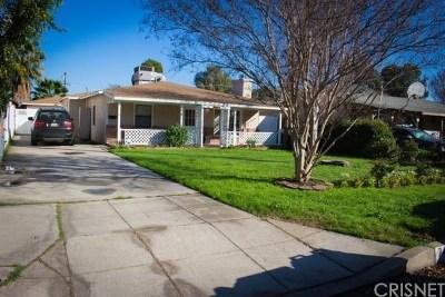 Reseda Single Family Home For Sale: 7434 Nestle Avenue