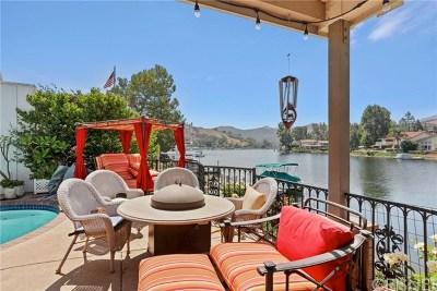 Westlake Village Single Family Home For Sale: 32116 Oakshore Drive