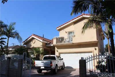 San Fernando Single Family Home For Sale: 11566 Acala Avenue