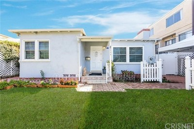 Studio City Single Family Home For Sale: 4304 Coldwater Canyon Avenue