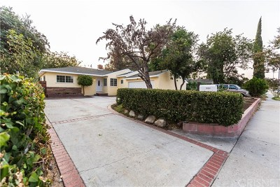 Granada Hills Single Family Home For Sale: 10331 Haskell Avenue