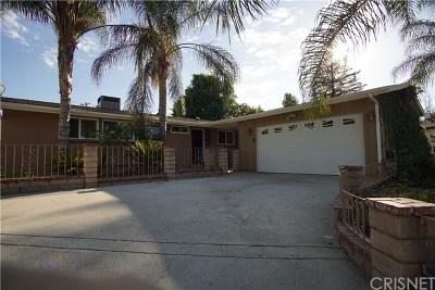 Winnetka Single Family Home For Sale: 20216 Haynes Street