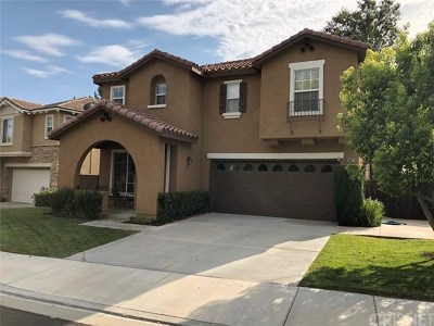 Saugus Single Family Home For Sale: 28547 Old Spanish Trail