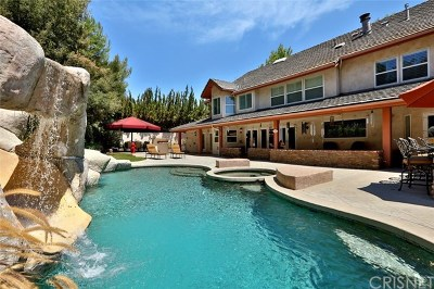 Westlake Village Single Family Home For Sale: 4354 Hunt Club Lane