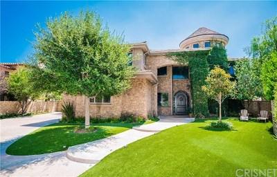 Valencia Single Family Home For Sale: 25382 Twin Oaks Place
