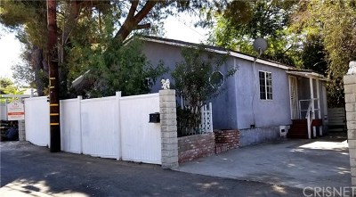 Tujunga Single Family Home For Sale: 7620 Thousand Oaks Drive