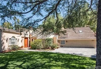 Encino Single Family Home For Sale: 4524 Balboa Avenue