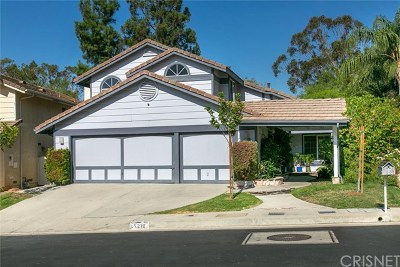West Hills Single Family Home For Sale: 7219 Spring Court