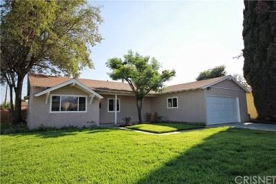 Canoga Park Single Family Home For Sale: 22800 Ingomar Street