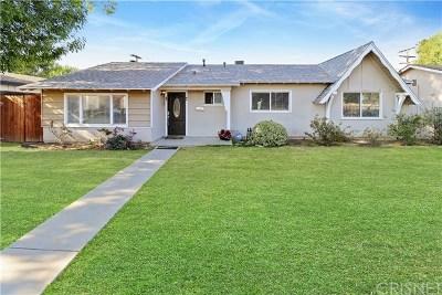 West Hills Single Family Home For Sale: 23009 Vanowen Street