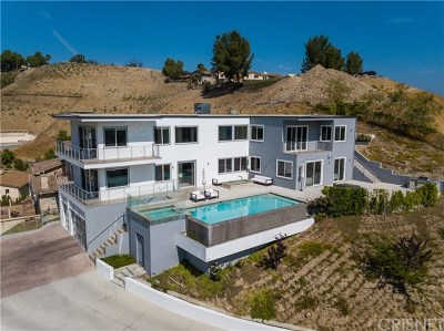 Brentwood, Calabasas, West Hills, Woodland Hills Single Family Home For Sale: 5071 Llano Drive