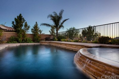 Porter Ranch Single Family Home For Sale: 11765 Ricasoli Way