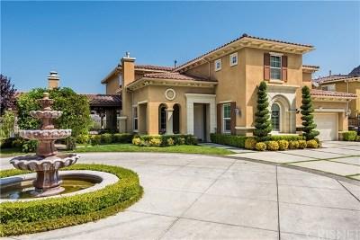 Agoura Hills Single Family Home For Sale: 1909 Hazel Nut Court