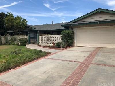 Fullerton Single Family Home For Sale: 507 Lovell Place