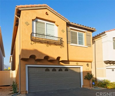 Sylmar Single Family Home For Sale: 12348 N Villar Way