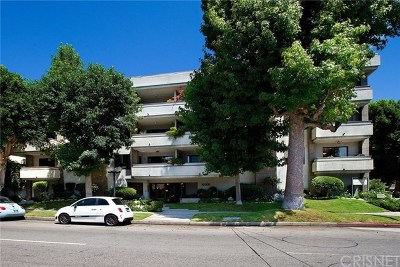 Toluca Lake Condo/Townhouse For Sale: 10331 Riverside Drive #304