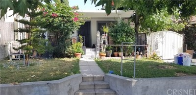 Eagle Rock Single Family Home Active Under Contract: 5076 Hermosa Avenue
