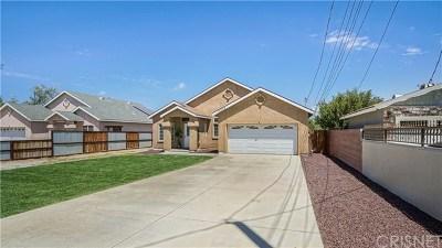 Lancaster Single Family Home For Sale: 5323 W Avenue L8