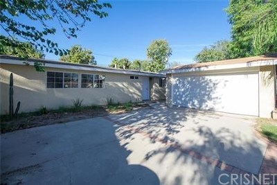 Pomona Single Family Home Active Under Contract: 2287 Canterbury Avenue