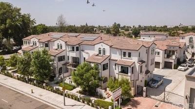 Pico Rivera Condo/Townhouse For Sale: 7009 Passons Boulevard