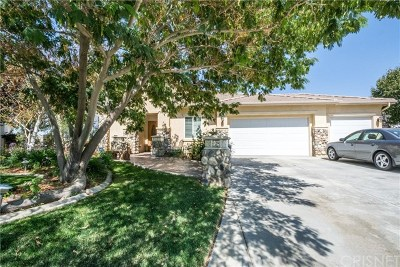 Lancaster Single Family Home For Sale: 4217 San Giovanni Court