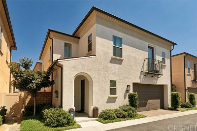 Saugus Single Family Home For Sale: 21999 Propello Drive